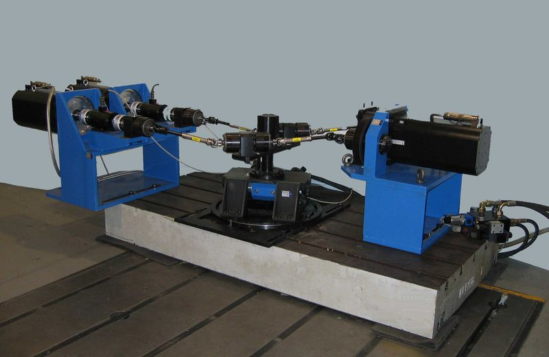 linear actuator test stand