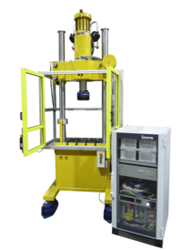250 kN load frame with digital control system EU3000