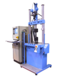 Material testing machine for dynamic material testing 63 kN